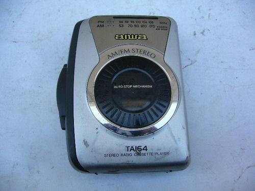 stereo radio casette aiwa