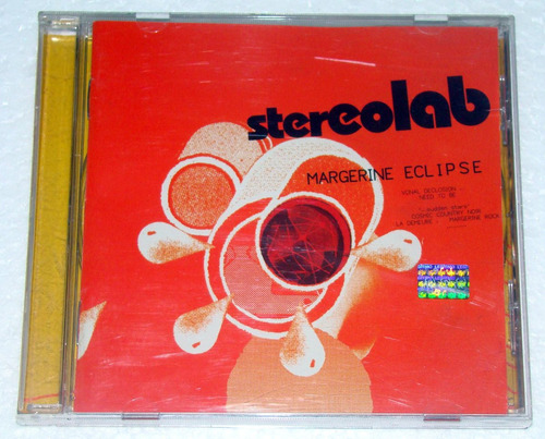 stereolab margerine eclipse cd argentino