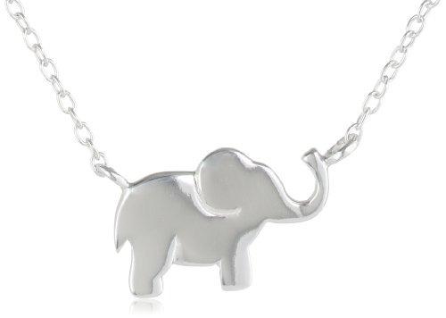 Sterling silver elephant necklace 148900 en mercado libre sterling silver elephant necklace aloadofball Gallery