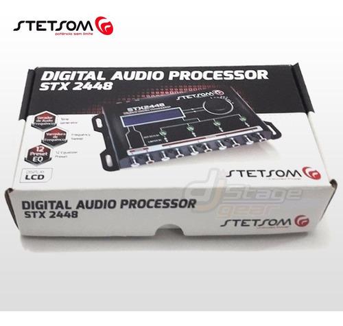 stetsom stx2448 dsp car audio 4 canales full digital sound
