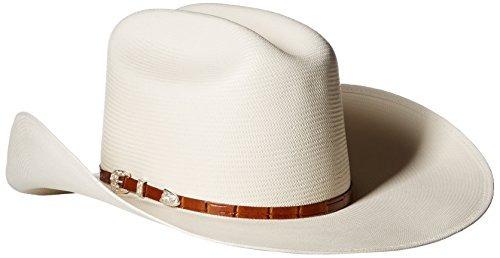 Stetson Maximo 100x Straw Western Hat Ssmxmom69408 -   200.000 en ... d2ca044d0a3