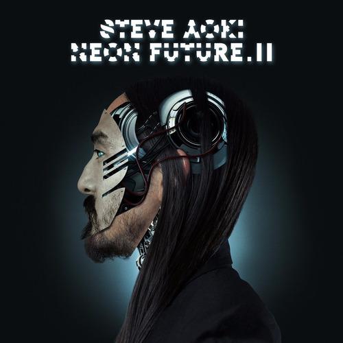 steve aoki cd album neon future 2 (importado)