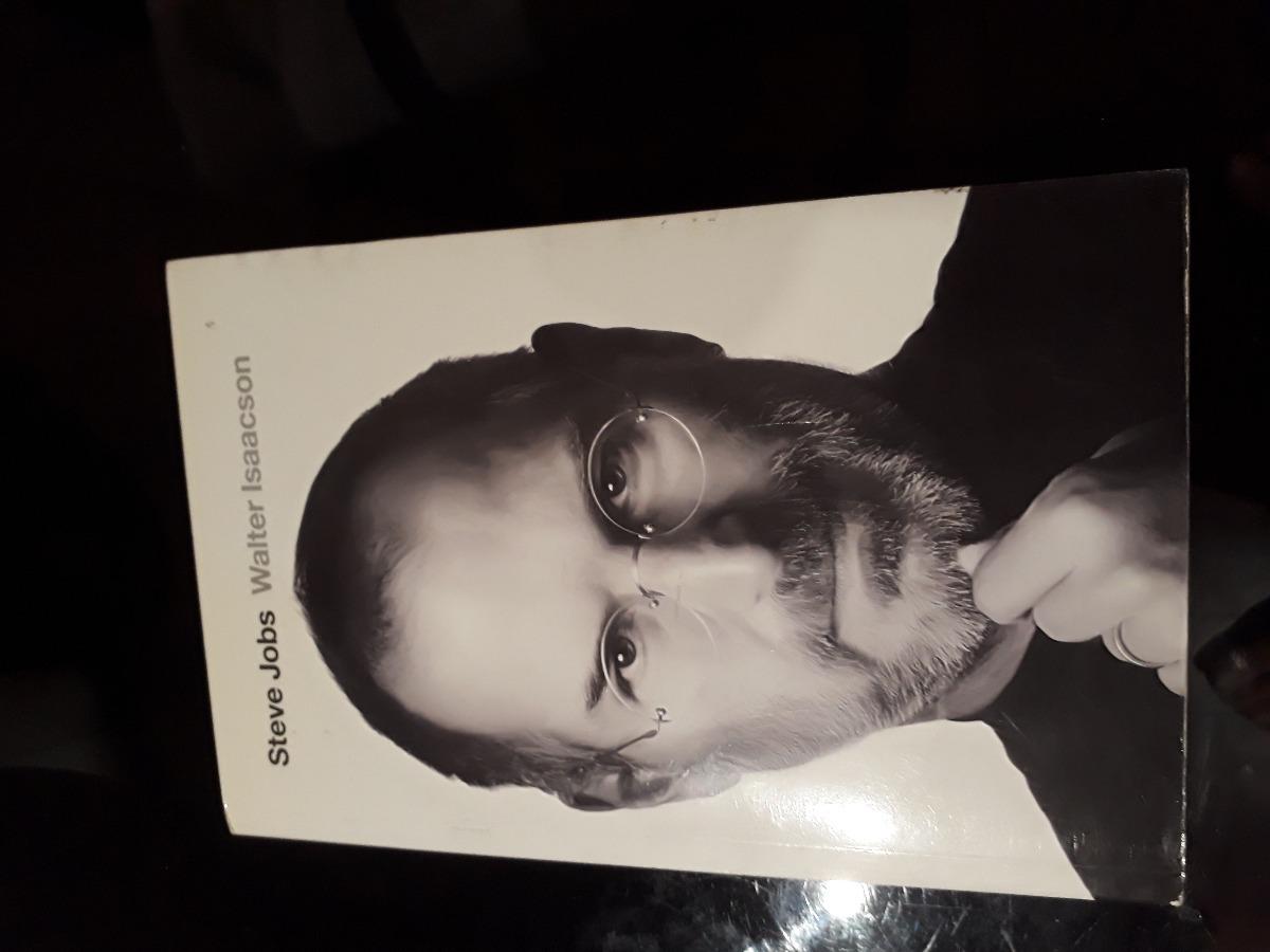e53f33745bf Steve Jobs (biografia) - Walter Isaacson - $ 400,00 en Mercado Libre