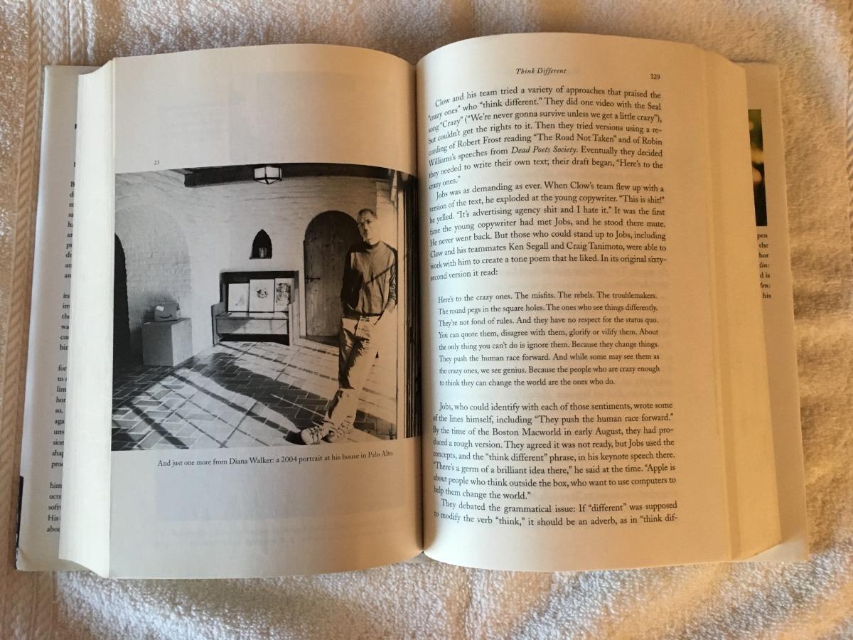 Steve Jobs, By Walter Isaacson - Biografía En Inglés - $ 490 00