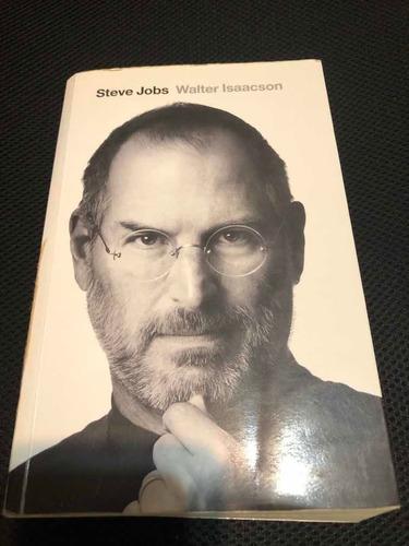 steve jobs walter isaacson biografía