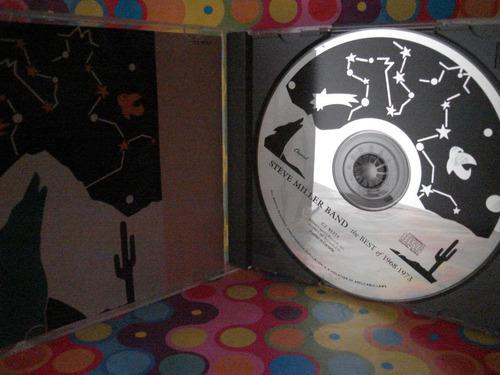 steve miller band cd the best of 1968-1973   canada edc.90