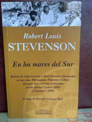 stevenson - en los mares del sur- relatos- observaciones -