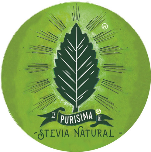 stevia en polvo 1/2 kg + 4 goteros de stevia líuida 20ml