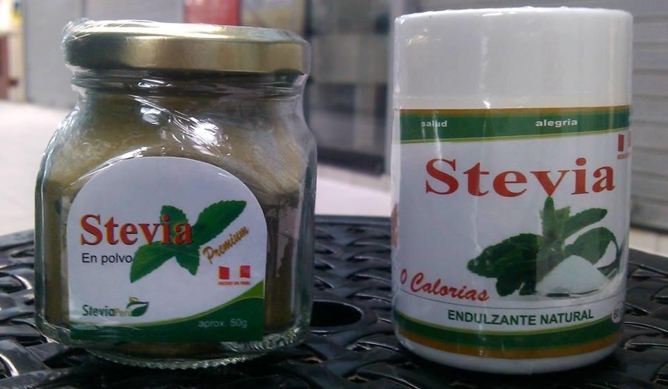 Stevia Premium Con Registro Sanitario De Digesa - S/ 18,50