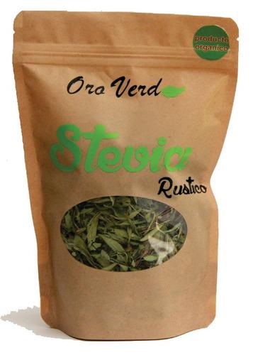stevia rústico (hoja deshitrada, variedad morita ii)