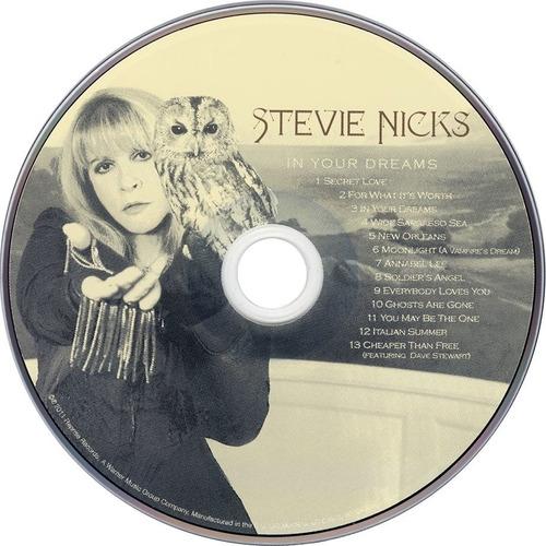 stevie nicks - in your dreams - cd
