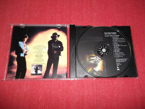 stevie ray vaughan - coudn't stand weather cd imp 1999 mdisk