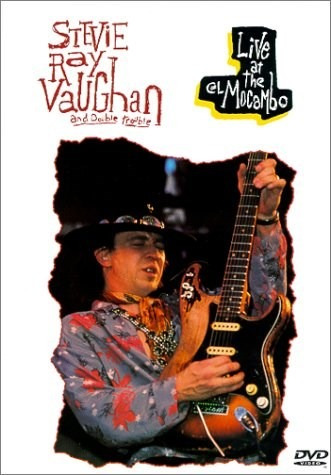 stevie ray vaughan & double trouble, live at el mocambo. dvd