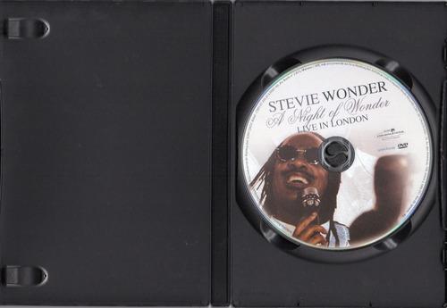stevie wonder a night of wonder
