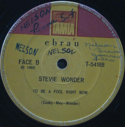 stevie wonder compacto 7  yester-me, yester-you, yesterday