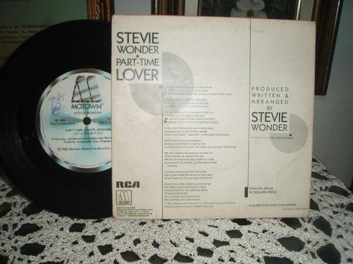 stevie wonder compacto part time lover