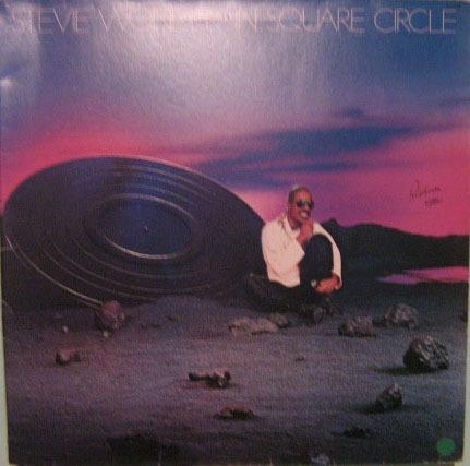 stevie wonder - in square circle - 1985