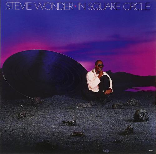 stevie wonder in square circle lp vinilo imp.nuevo en stock