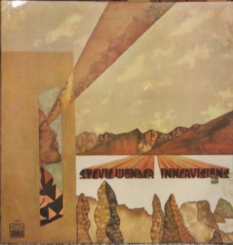 stevie wonder - innervision (vinilo eeuu original sellado)