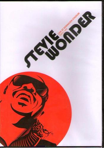 stevie wonder. live at korakuen stadium. tokio 1985. dvd