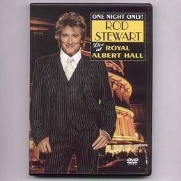 stewart rod one night only live at royal dvd nuevo
