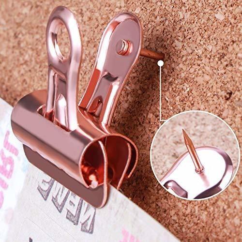 stff yalis clips de papel creativos con pines para tablero d
