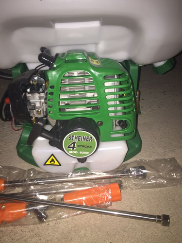 stheiner fumigator a motor