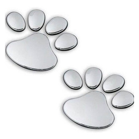 Sticker Adhesivas Pata Perro Dog Lovers Patita Perrito Auto
