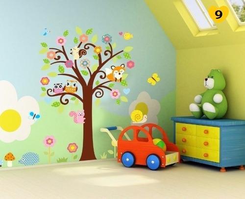sticker adhesivos vinilos murales infantiles en