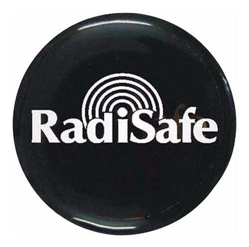 sticker anti radiación electrónica radisafe reduce 99.95%x10