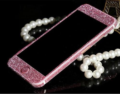 sticker calcamonia piedras de lujo iphone 6s / 6splus