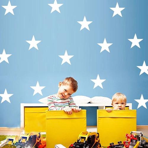 sticker estrella vinil adhesivo decoracion para el hogar