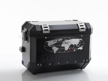 sticker para maletas trax de aluminio