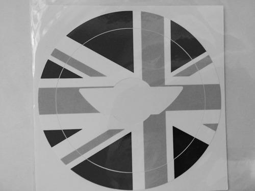 sticker para volante mini copper