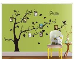 sticker vinilo decorativo arbol fotos 1.8x2.5 metros envio g
