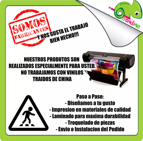stickers autos motos ranita lavable logos monster dakar 12cm