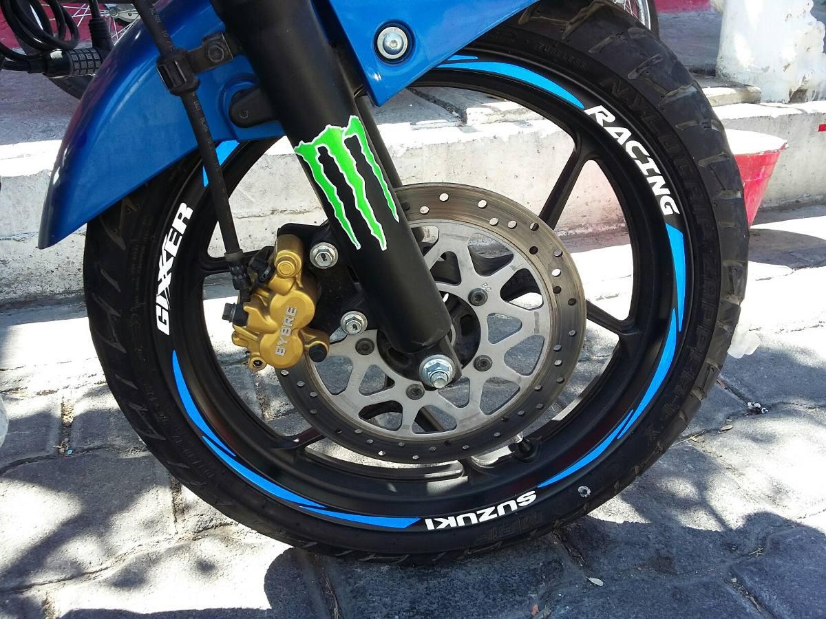 Stickers Calcas Cintas Rin Motos Pulsar 200ns Fz Ktm Invicta 319 00 En Mercado Libre