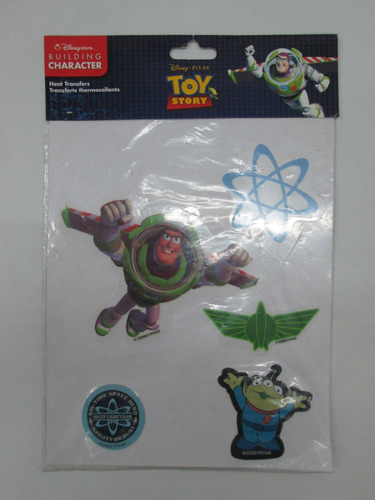 stickers calcomania ropa disney toy story