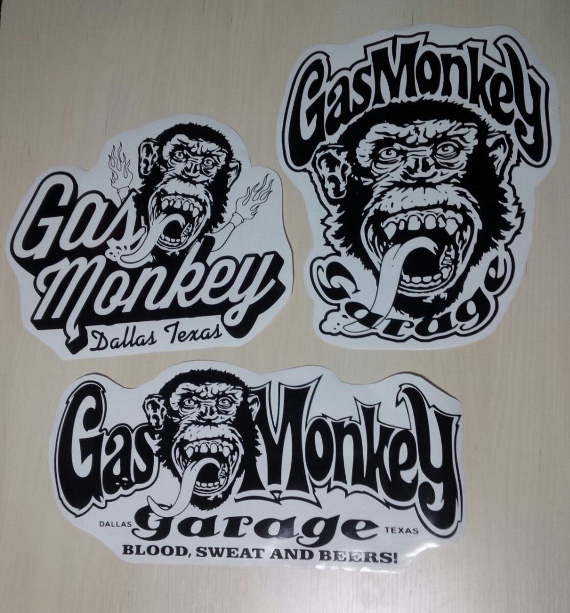 Gas monkey logo wallpaper