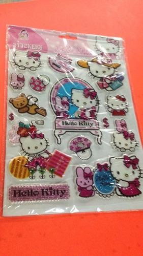stickers decorativos infantiles calcomanias kitty