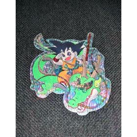 Stickers Dragon Ball Z 90's Coleccion Anime Vintage No Bona