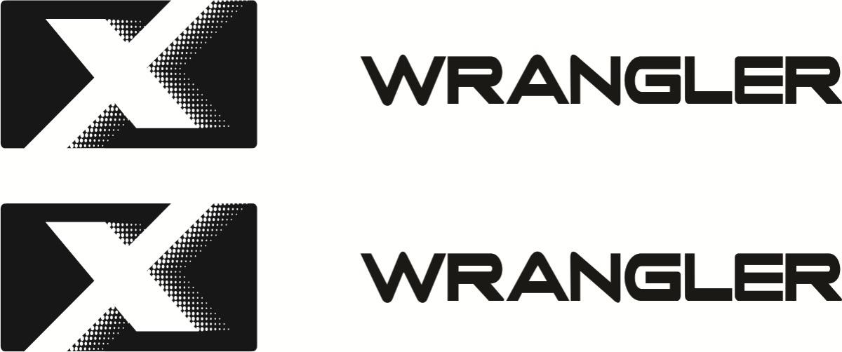 Stickers Jeep Wrangler Rubicon Unlimited Calcomanias Vinyl