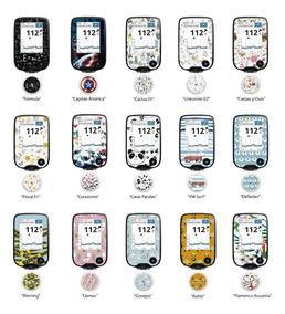 Stickers Para Lectores Y Sensores Freestyle Libre