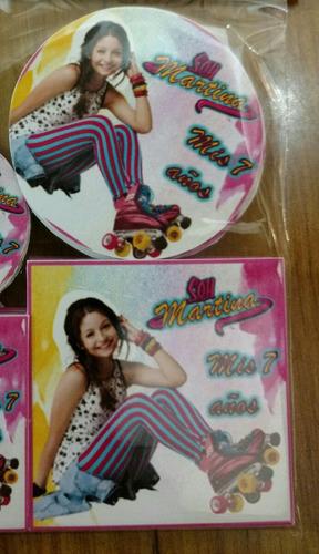 stickers personalizados, etiquetas por unidad, candy bar