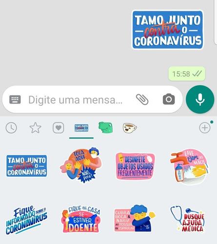 stickers personalizados (figurinhas para whatsapp)