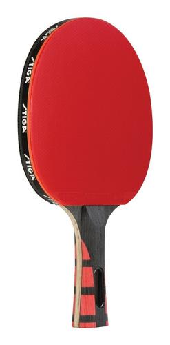 stiga evolution - raqueta de tenis de mesa (goma aprobada)