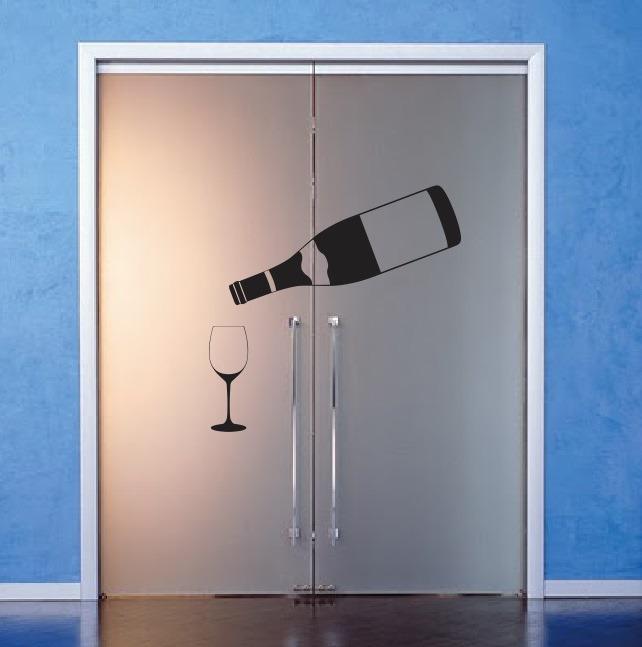 Stiker vinilos decorativos para tu bar o cantina 400 for Vinilos para bares