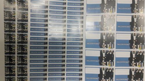 stikers escolares personalizados