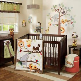 Stikers Para Bebes / Safari /jungla Decoracion Cuarto Bebe