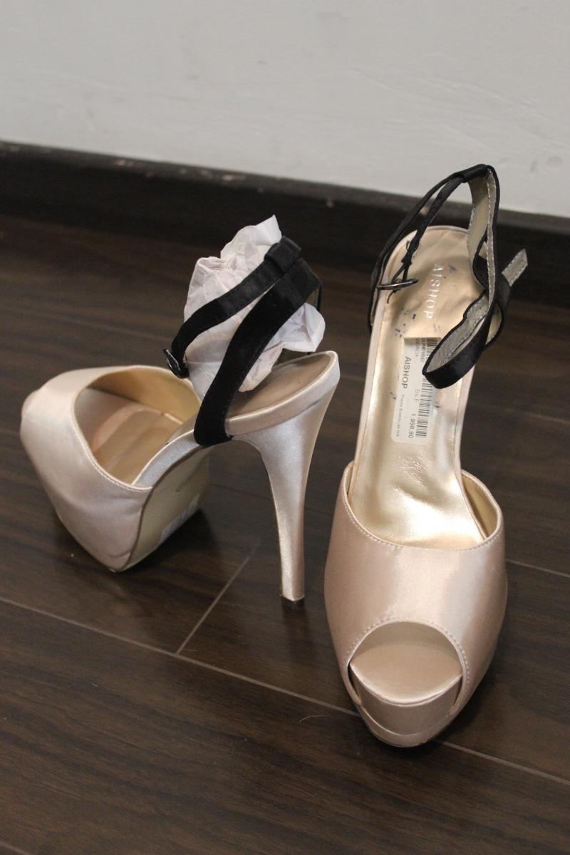 2a1d2d71515 Zoom Fiesta Taco Stilettos Plataforma Zapato Cargando Importados Mujer  6AOxv4B
